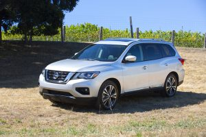 Stay Safer On The Road With The Upcoming 2018 Pathfinder At Cardinale Nissan
