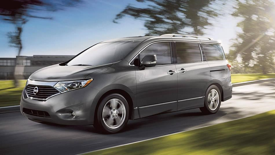 Conquer The New School Year With A Nissan Minivan