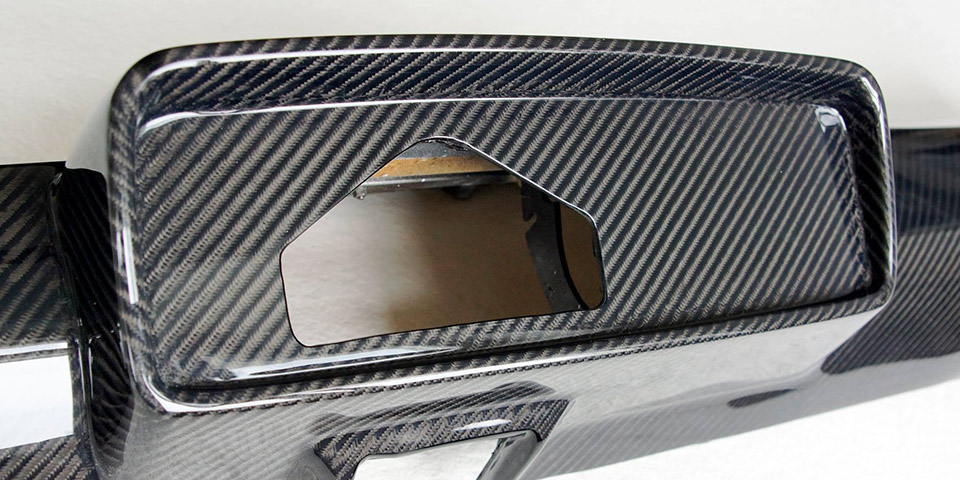 Carbon Works Berlin Adds Carbon Fiber To Mk1 Dashboard