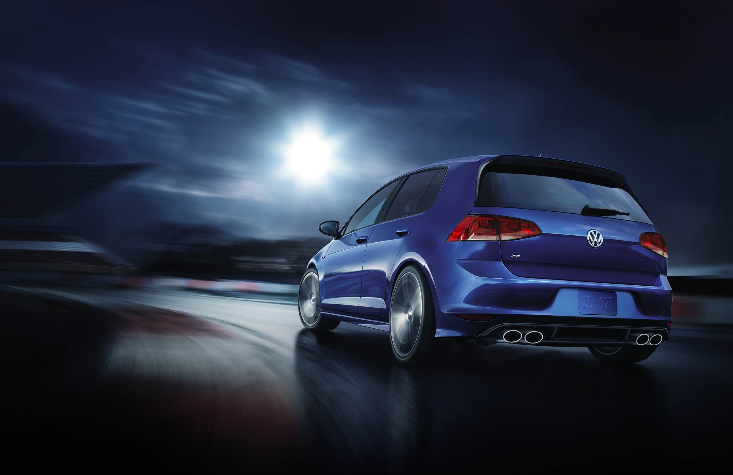 Volkswagen Golf R Is The Ultimate Volkswagen Ride