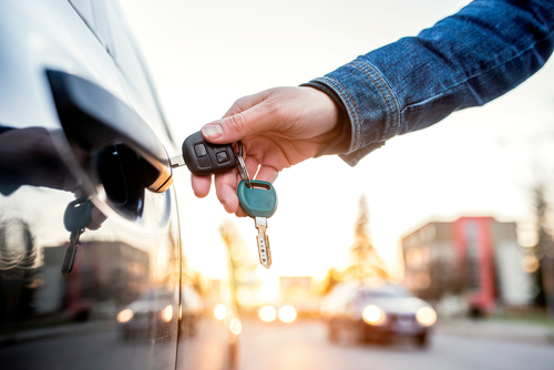 Cardinale Volkswagen Suggests Way To Keep Track Of Your Car Keys