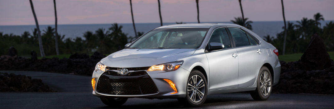 The 2017 Toyota Camry is Arriving Soon