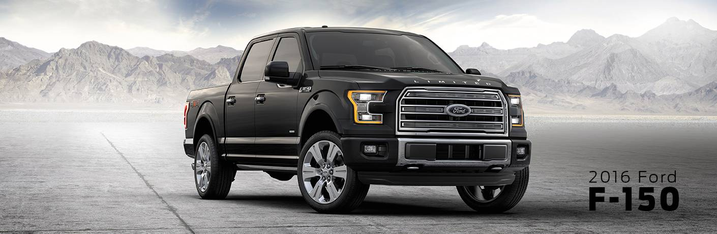 2016 Ford F-150 sneak peek f-150 hybrid exterior