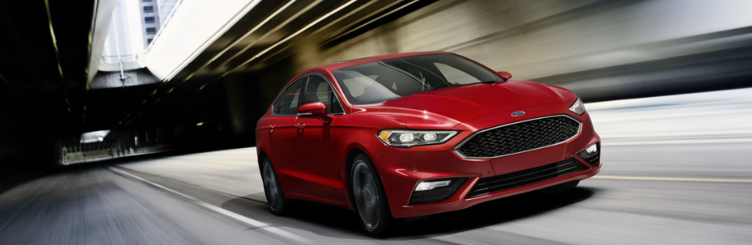 2017 ford fusion red exterior release date engine options fusion sport