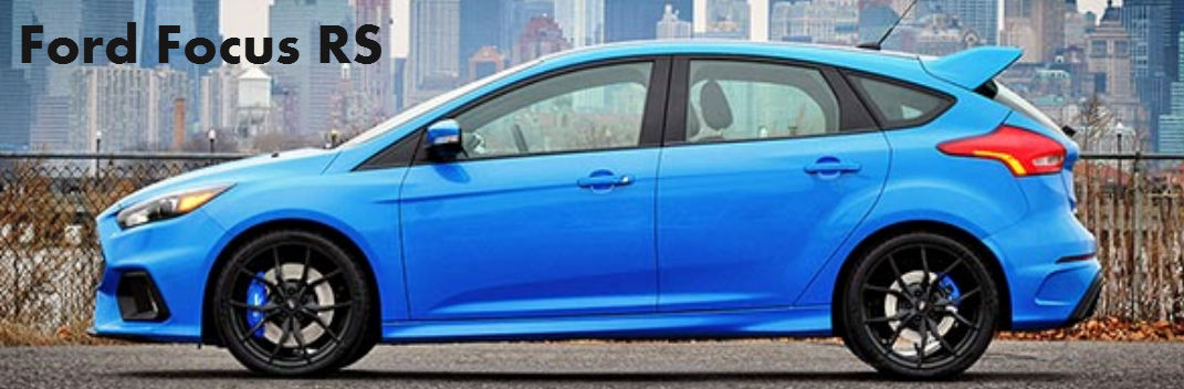 2016 ford focus RS U.S release Date ecoboost engine all wheel drive