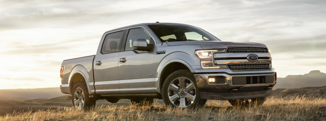 Official photos of the 2018 Ford F-150