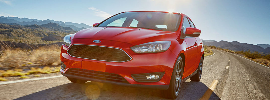 What comes with the new Trim in the 2017 Ford Focus?