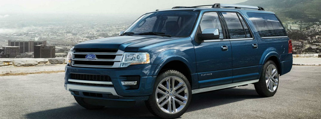What are the best interior features in the 2017 Ford Expedition?