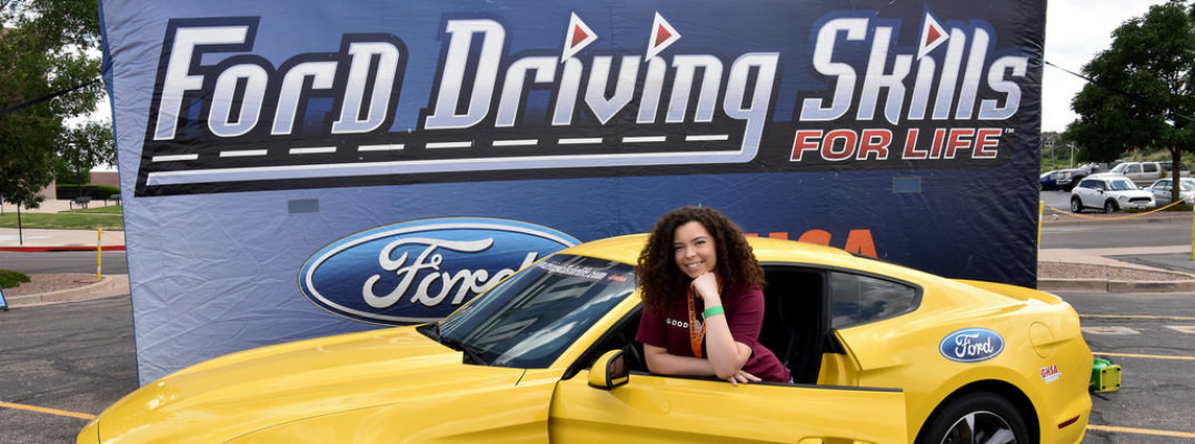 Ford driving skills clinic near South Burlington