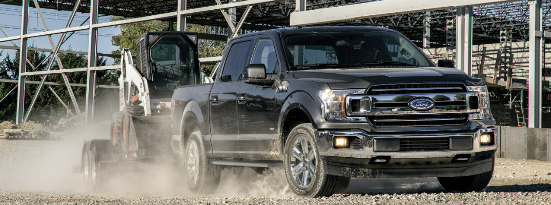 Can the 2018 Ford F-150 tow more than the 2017 model?