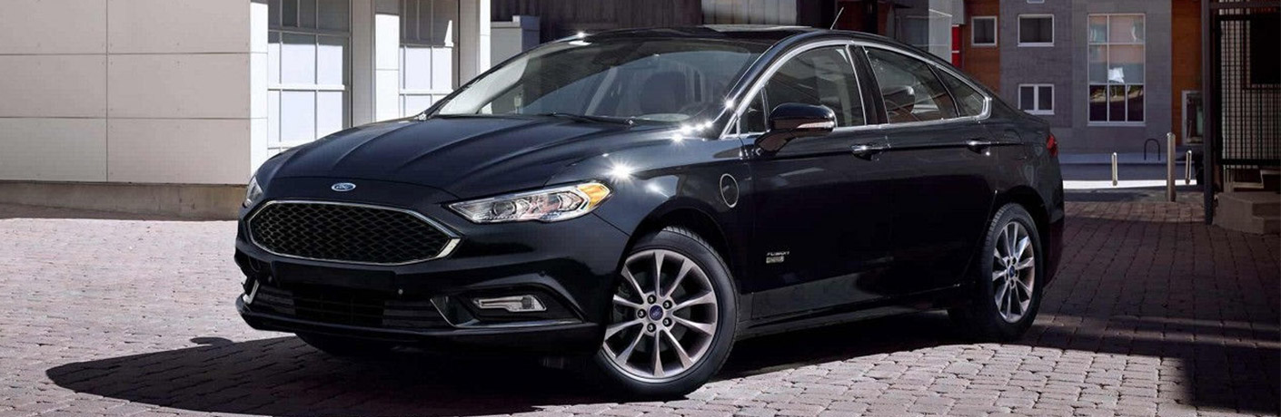 2018 Ford Fusion Color Choices