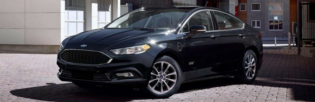2018 Ford Fusion Available Safety Features