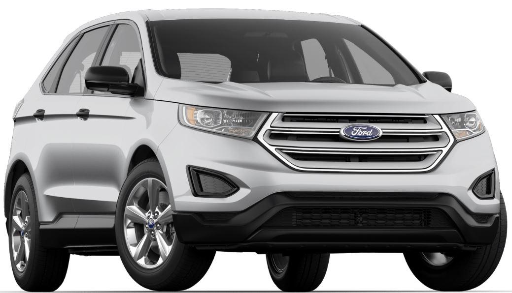 Ford Edge Ingot Silver