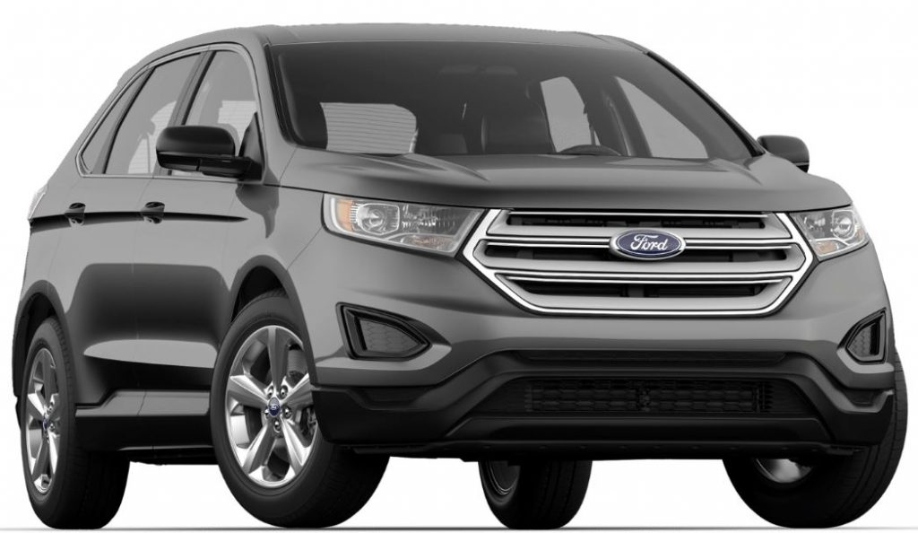 2018 Ford Edge Magnetic O Heritage Ford