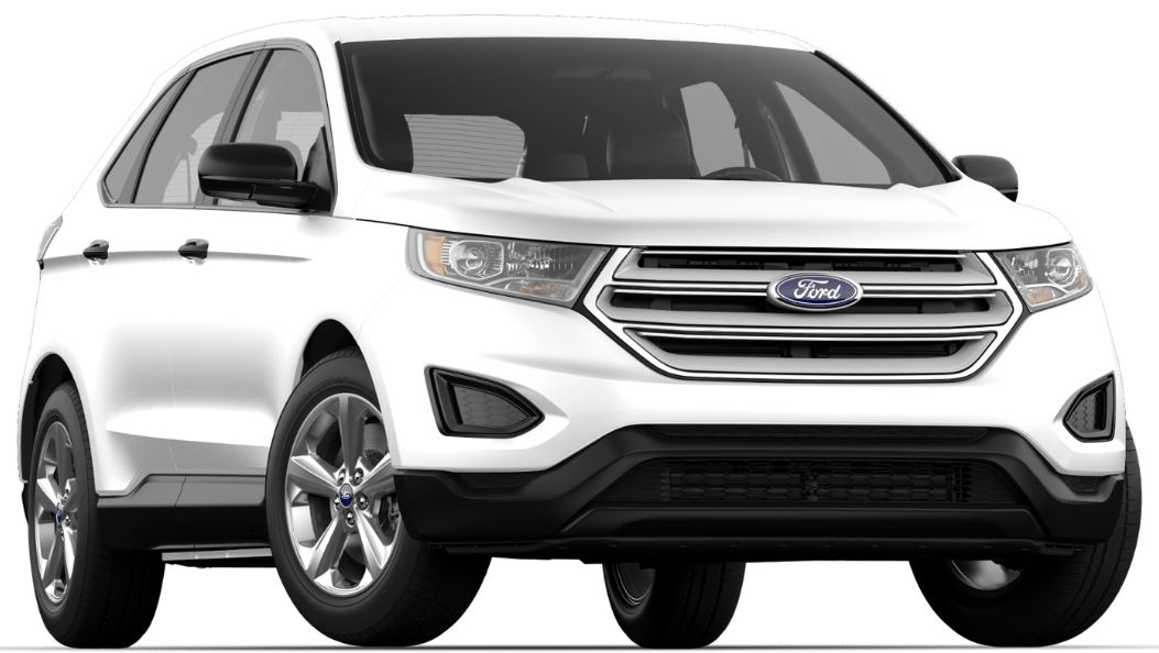 Ford Edge Exterior Color Choices