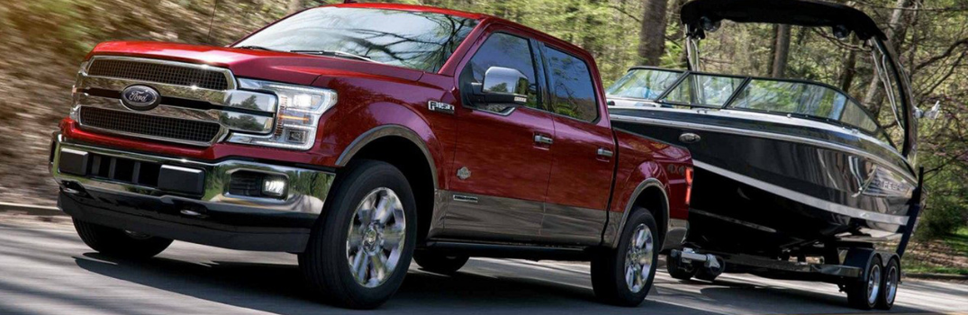What is the Towing Capacity of the 2019 Ford F-150?