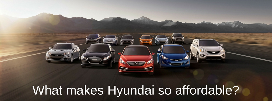 How Affordable Is It To Own A Hyundai