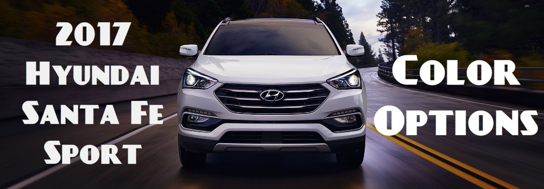 2017 hyundai santa fe sport front view - Sport Pictures To Color