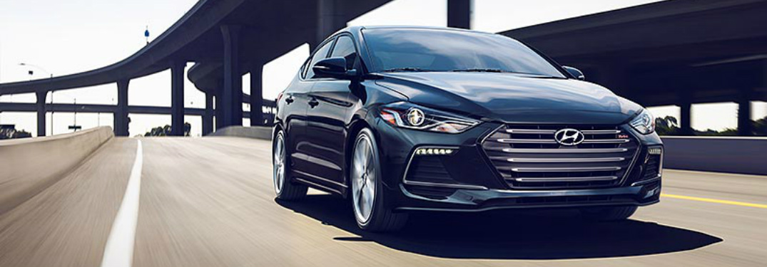 What Colors Are Available for the 2018 Hyundai Elantra?