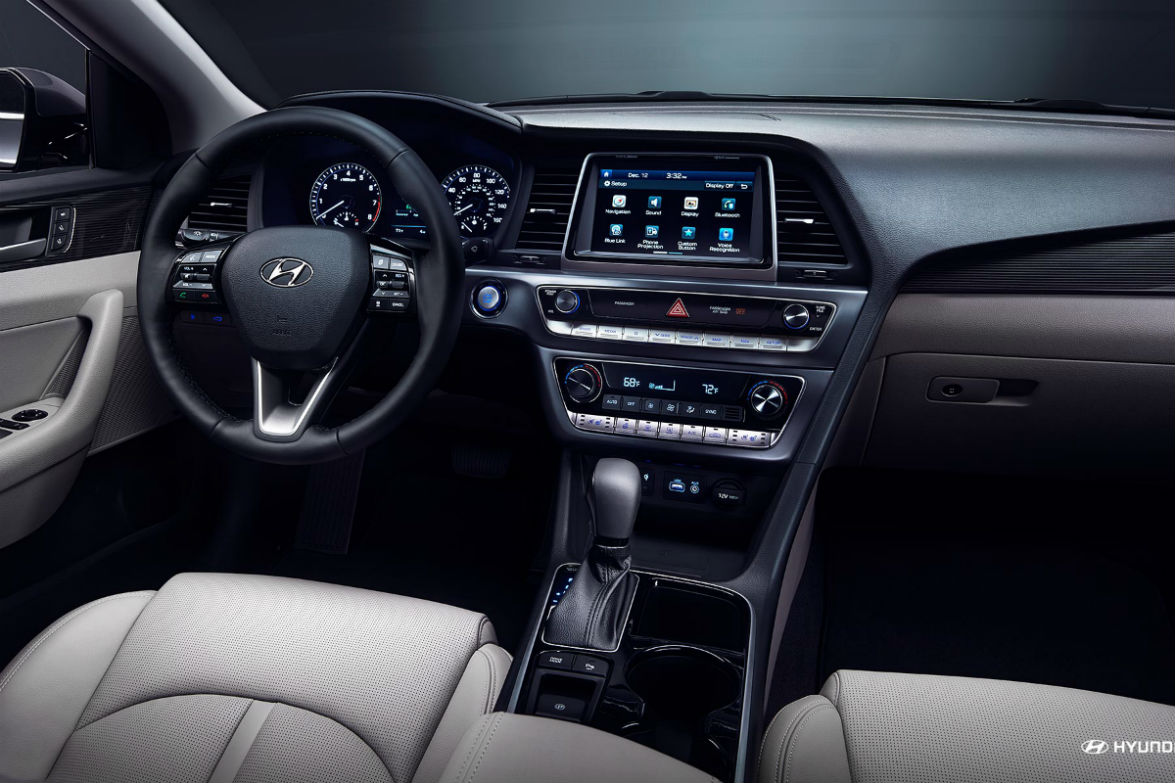 Stupendous 2018 Hyundai Sonata Specs Features Pdpeps Interior Chair Design Pdpepsorg