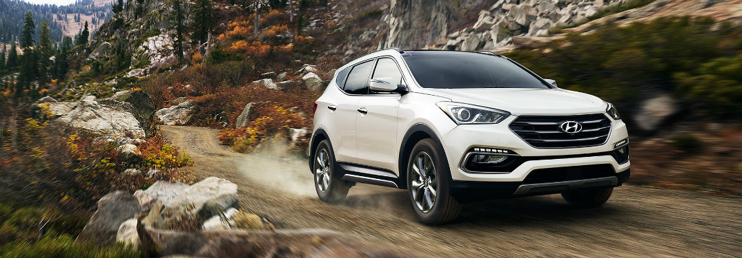 2018 Hyundai Santa Fe Sport >> 2018 Hyundai Santa Fe Sport Performance Efficiency