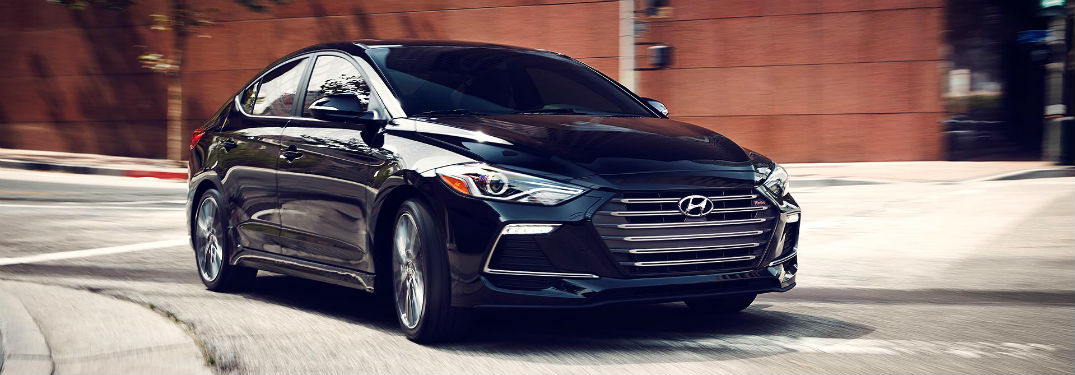 Which Hyundai models have leather seats?