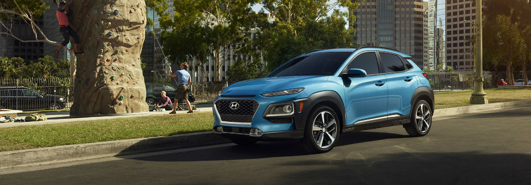 Explore the Specs & Features of the 2018 Hyundai Kona