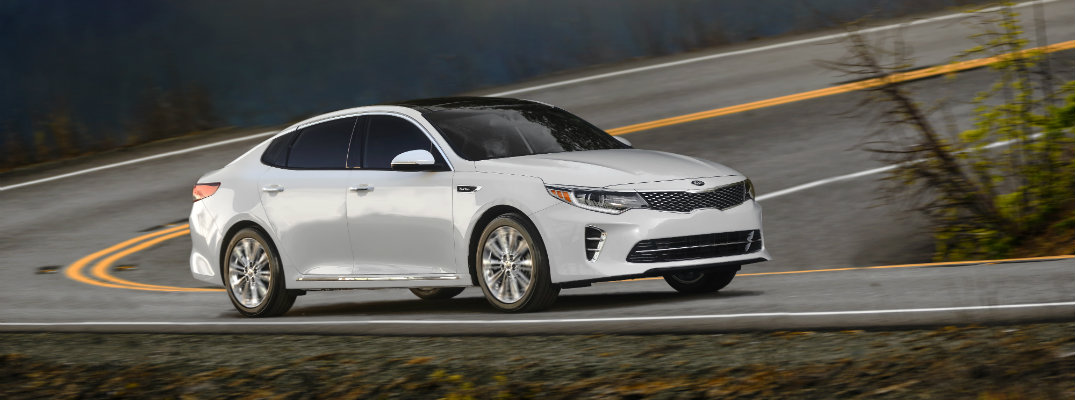 2016 Kia Optima release date high point nc