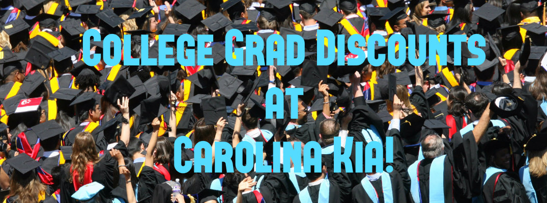 college graduation discounts in High Point NC