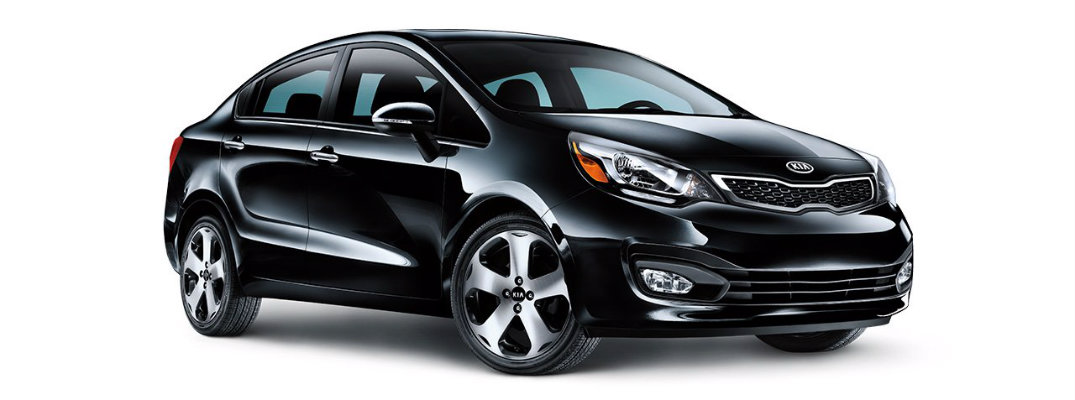 Top Five Reasons to buy a 2015 Kia Rio