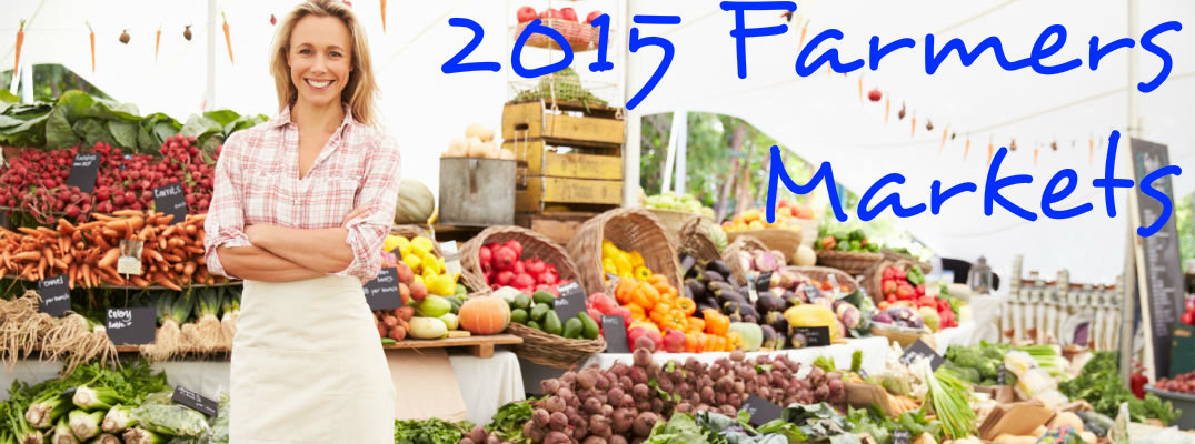2015 Farmers Markets Near High Point NC