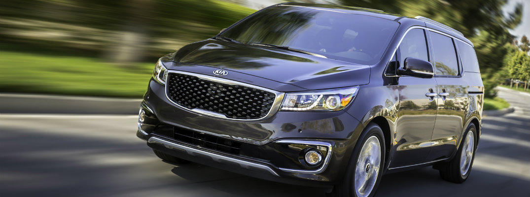 2016 Kia Sedona arrival date in High Point NC