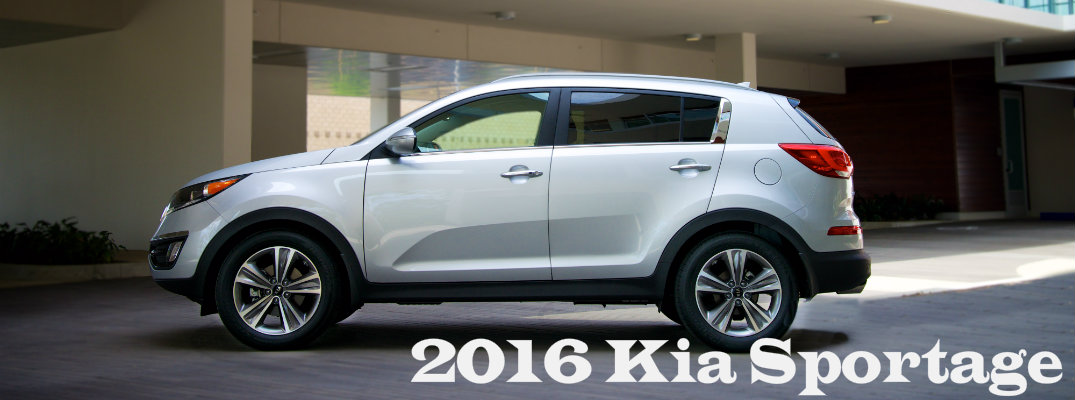 2016 Kia Sportage Features and Arrival Date