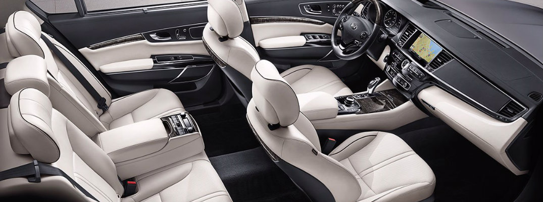 What is the difference between leather and Nappa leather seating
