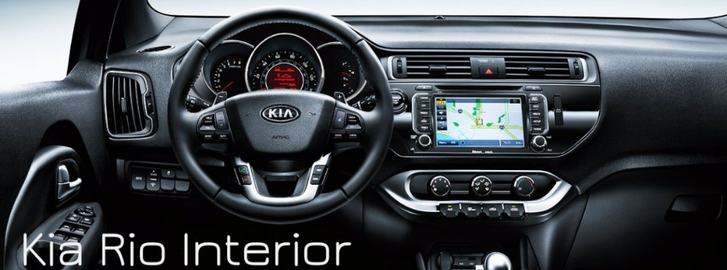 Kia Rio 2017 Interior >> 2016 Kia Rio Interior Carolina Kia Of High Point