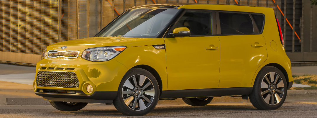 New Packages for the 2016 Kia Soul
