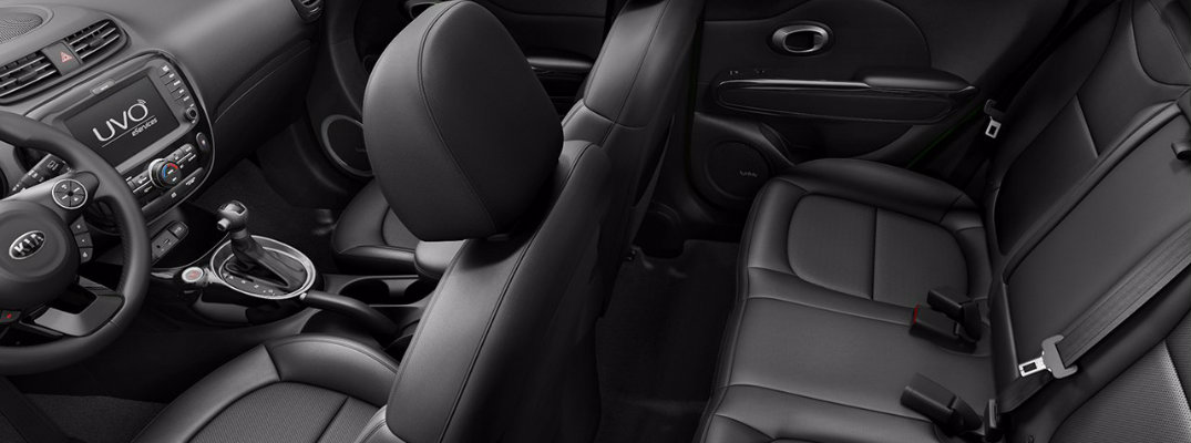 2016 Kia Soul Interior Features
