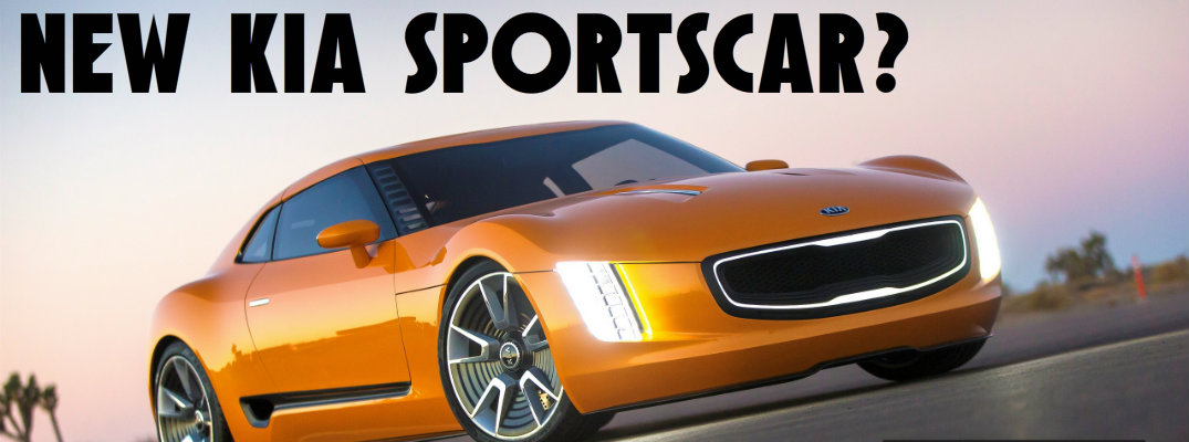Will there be a Kia Sports Car