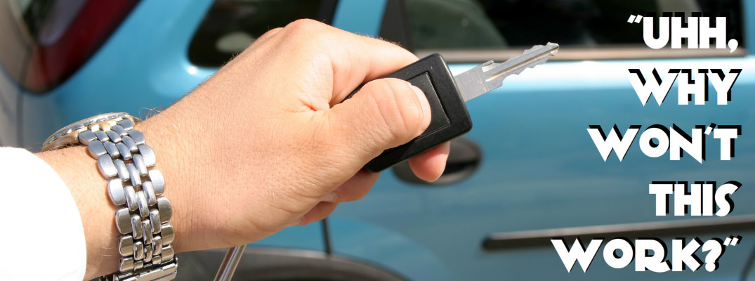Why isn't my Kia keyless entry working?