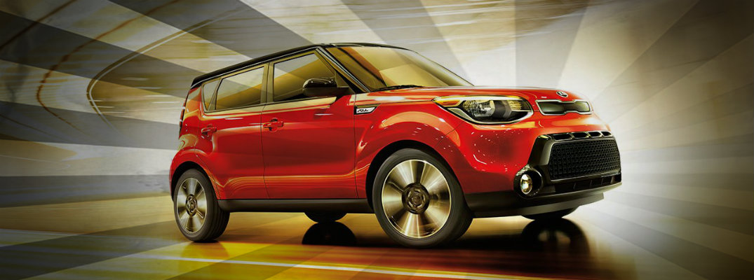2016 Kia Soul Named Active Lifestyle Vehicle of the Year