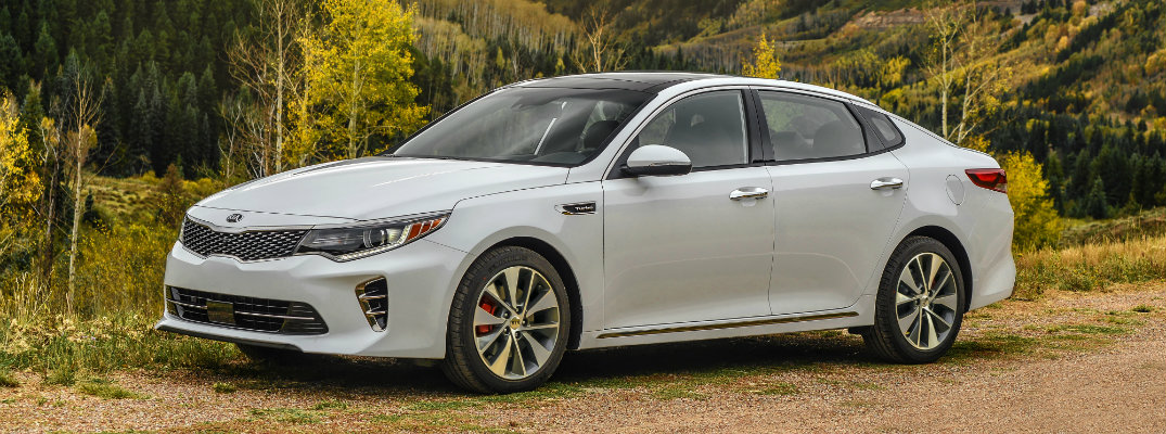 2016 Kia Optima named KBB Best Buy for 2016 for Midsize Car
