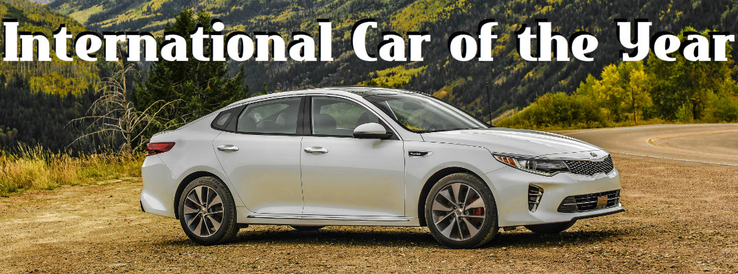 2016 kia optima wins international car of the year award for International motor cars greensboro nc