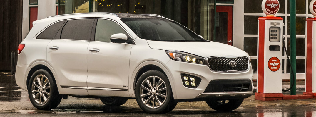 2016 Kia Sorento wins International SUV of the Year award