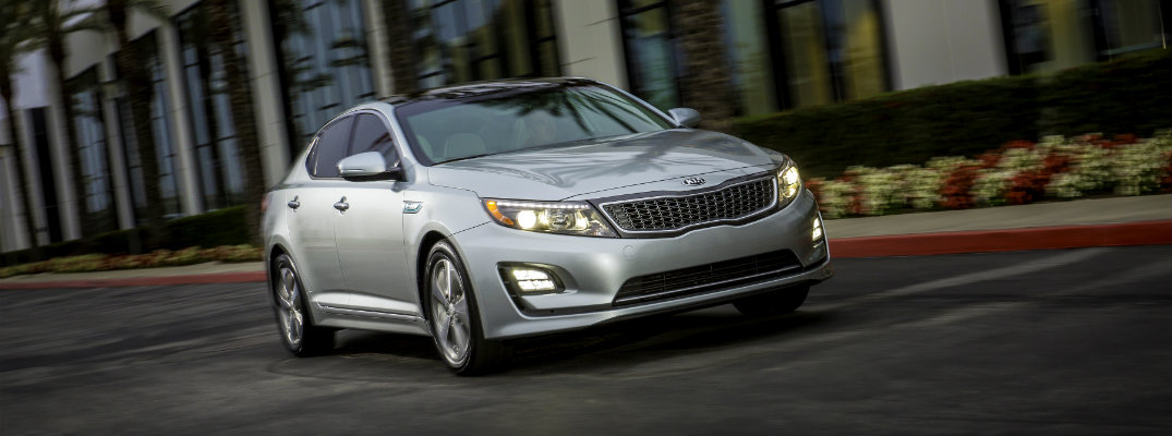 Changes to the 2016 Kia Optima Hybrid