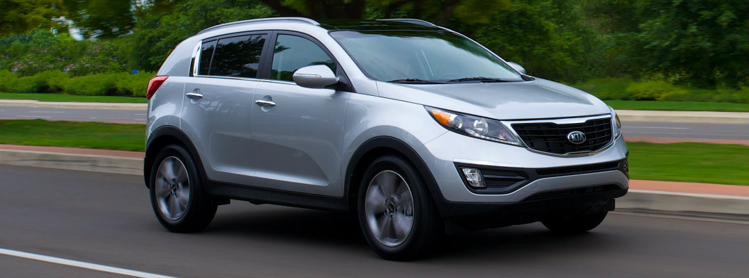 Differences in the Two 2016 Kia Sportage Engines