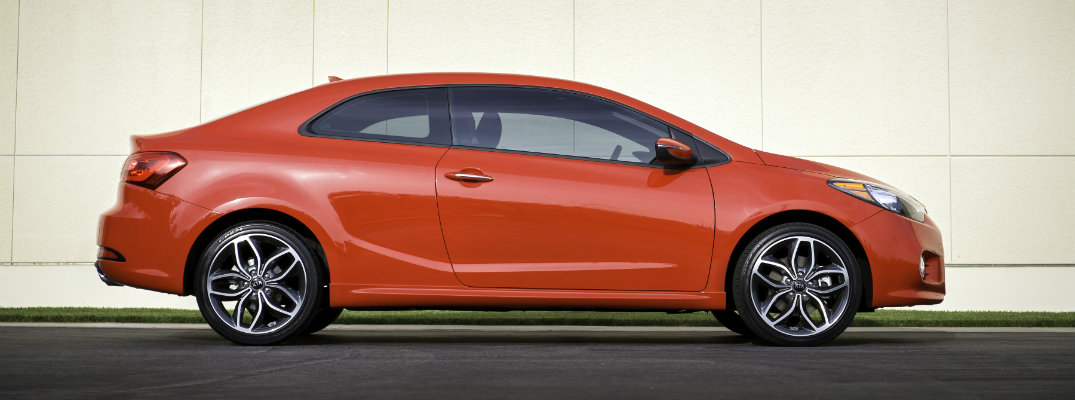 2016 Kia Forte Koup Changes and Features
