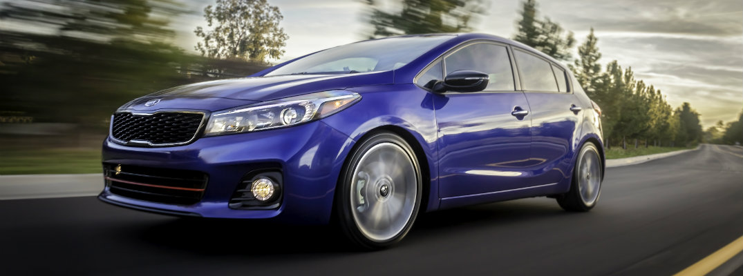 2017 Kia Forte5 changes features and engine options
