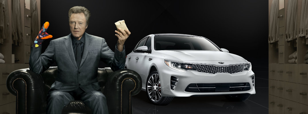 2016 Kia Optima Christopher Walken Super Bowl Commercial