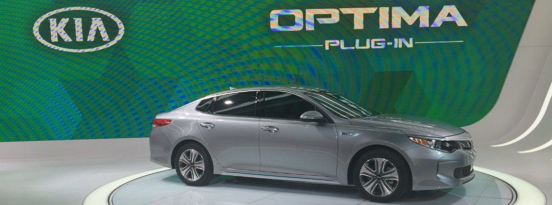 2017 Kia Optima Hybrid Plug-In Features and Range