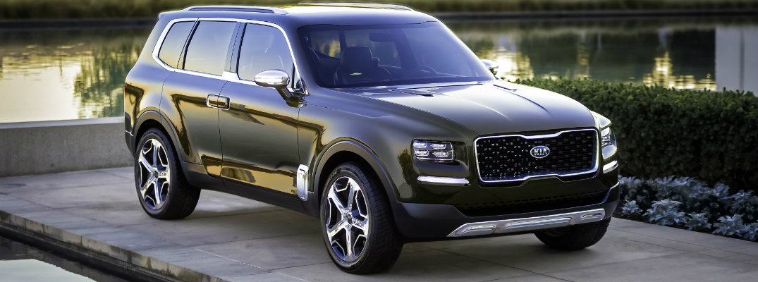 Will the Kia Telluride Make it to Production
